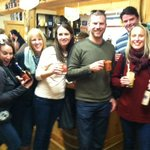 A wine and distillery tour.