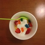 Fronzen yogurt