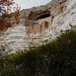 Montezuma's Castle Ruins