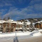 Kintla Lodge and Big Sky