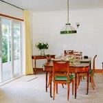 Cottage dining room