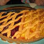 Awesome fruit tart