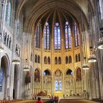 Inside Riverside Church