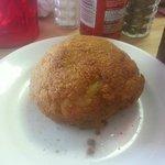 Cuban Potato Ball