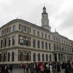 Riga Town Hall Square