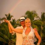 The Rainbow of Good Luck...Encantada Beach