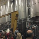 Summit Tour stop inside brewery