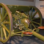 1st British Gun to fire in WW1 BEF
