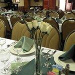 Indoor Banquet Room