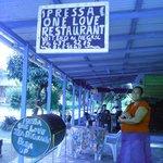 Pressa one love restaurant