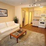 One Bedroom Suite With Kitchen
