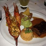 Surf and turf!