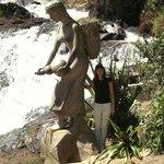 Я на водопаде Датанла