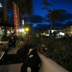 Dinner in La Jolla Shores