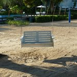 A quiet place to read and enjoy the sea breezes