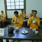 囚人たちの食事