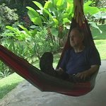 One of my favorite hammocks in all of Costa Rica
