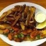 Friday Night Fish Fry! Yum!!