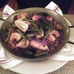 Calistoga Inn Paella