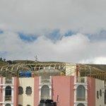 Vista Monumento Manco Capac desde la habitación