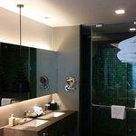 Bathroom in family Vista