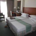 ホテルの部屋503号室