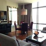 Caroline Astor Suite (Room 1824) / Living + Dining Area