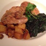 MARY'S ASIAGO HALF CHICKEN