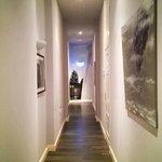 Artistic Walk in the Corridors of the B*B