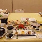 2日目の食事