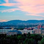 Boise State University Holiday Inn Express Boise Downtown Hotel