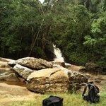 mkuzu waterfalls by Yassin Ndogo(Kibungi)
