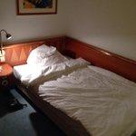 tiny bed