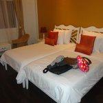 2 beds for 1 girl,spoilt
