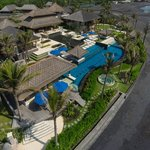 The best 6 bedroom beachfront villa in Bali - Puri Salila