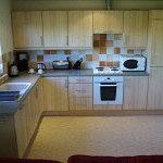 Fully equipt kitchen