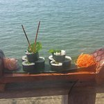 sushi on the sea