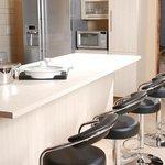 Kitchen, Golden Sands Apartments, Sol Resorts, Vilanculos