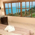 Bedroom with a view, Golden Sands Apartments, Sol Resorts, Vilanculos