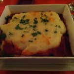 Delicious home cooked lasagne