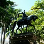 Statua di Bolivar