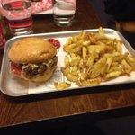 Best burger n fries in dublin!!
