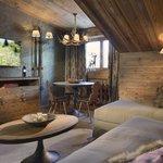 Wohnraum / living room - Jagdhof Suite