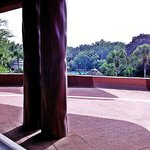 Worst view ever, useless balcony!