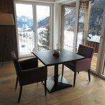 Lovely 3rd floor breakfast room