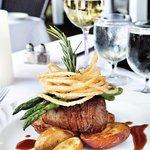 Chef' Leanne's Steak