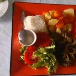 Nice cuisine! (No Fuzz Meals)