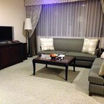 Deluxe Suite (Room 1901) / Living Room