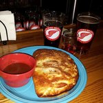 Best ever calzone!