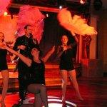 the Leisure staff put on wonderful shows